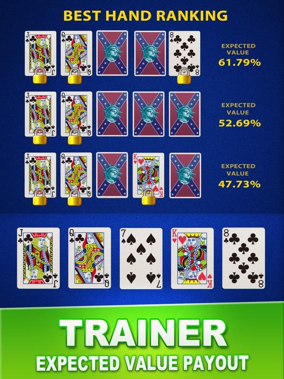 Video Poker Deluxe - ベガスのビデオポーカーのおすすめ画像3