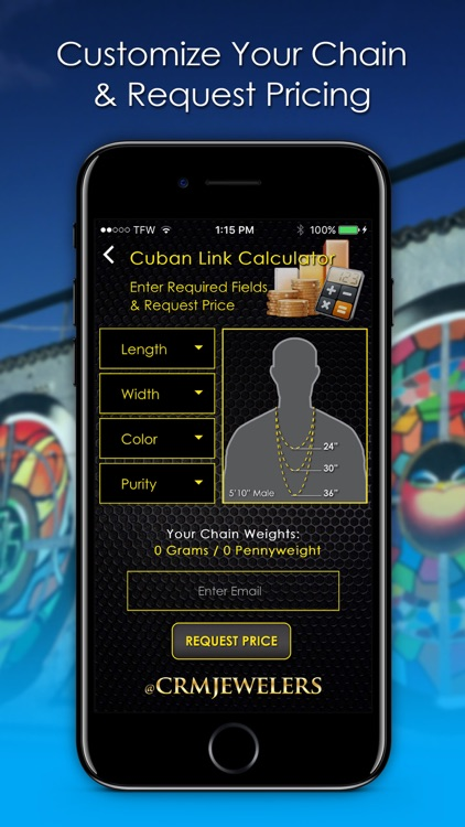 Cuban Link Selfie - Try On Gold Chains | Jewelry screenshot-3