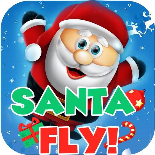 Santa Fly Noel Chrismast Game