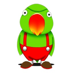 Funny Parrot - Cute stickers for iMessage