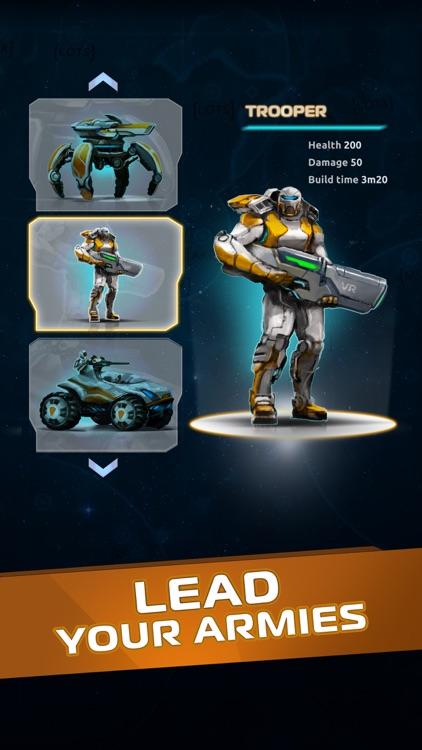 Battle Dawn: Earth Arena – MMO RTS War Game screenshot-3