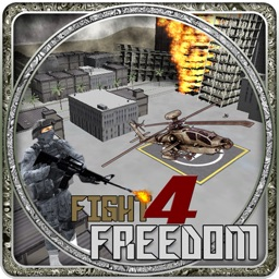Fight 4 Freedom : Real Gang-star Battle Game-s 3D