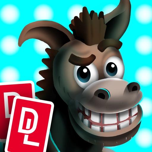 Donkey League Poker - Pocket Texas Holdem Arena