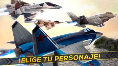 Aviones de Guerra: Air Force CombatCaptura de pantalla de3