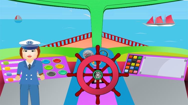 Cruise Kids Holiday Ship screenshot-4