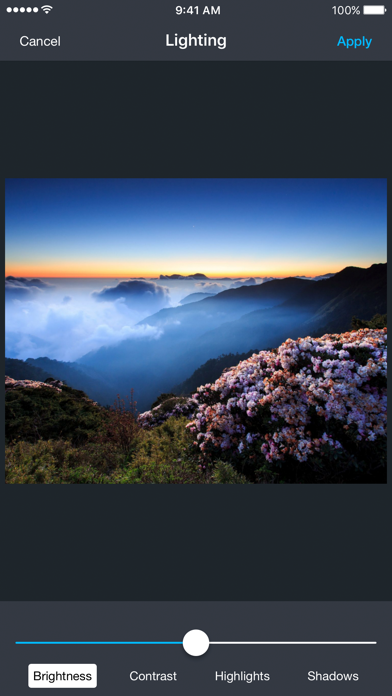 Photo Editor App Pro screenshot three
