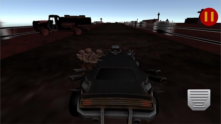 Highway Zombie Killer 2017 screenshot-4