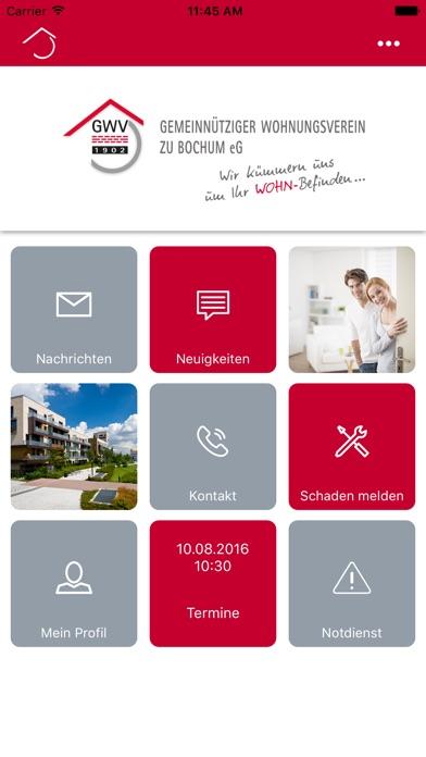 GWV Bochum direkt screenshot