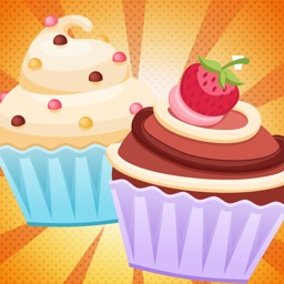 Crazy Cupcake Matching Mania Pro
