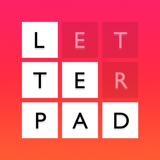 Letterpad icon
