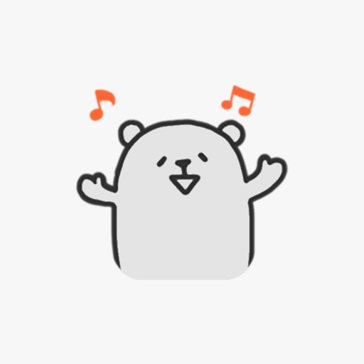 Gummy Bear Stickers Pack for iMessage