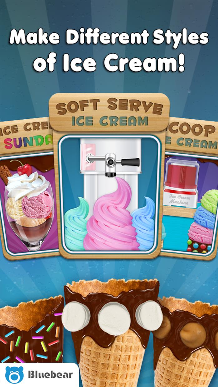 Ice Cream! by Bluebear Screenshot