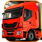Truck Parking Valley - City Driving Simulator icon