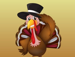 Fun Thanksgiving Stickers for iMessage