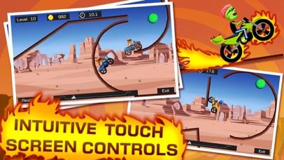 Top Bike - Best Motorcycle Stunt Racing Game Скриншоты4