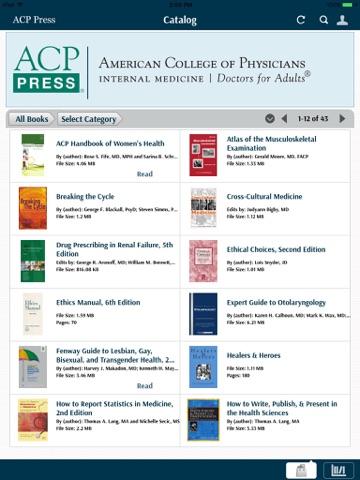 ACP Press eBook Reader | App Price Drops