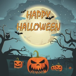 Halloween Greetings Maker Free