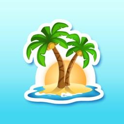 Tropic Stickers