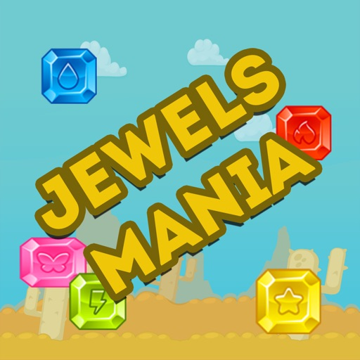 Jewels Mania HD 2016 - Free Match 3 Game