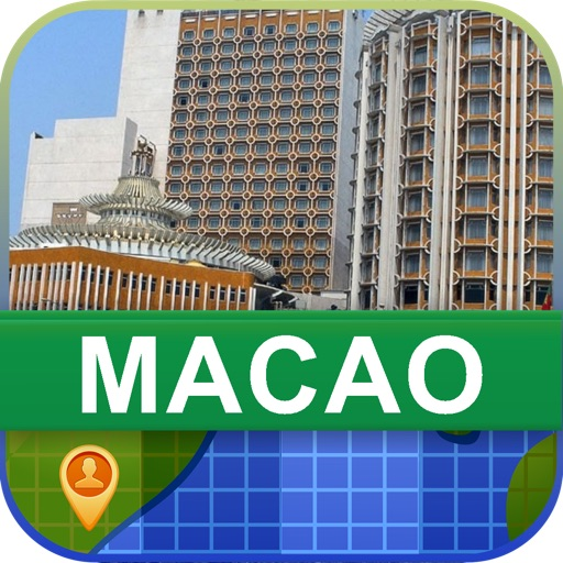 Offline Macao Map - World Offline Maps