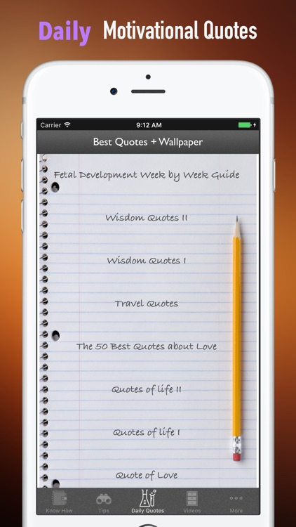 Fetal Development Week by Week Guide screenshot-4