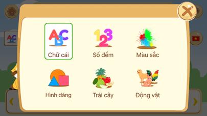 下载 Learning Kids - Bé Học 为 PC