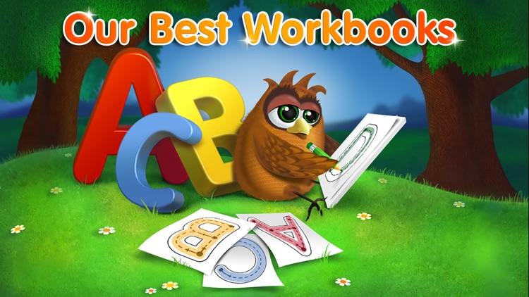 Preschool & Kindergarten learning kids games free screenshot-3