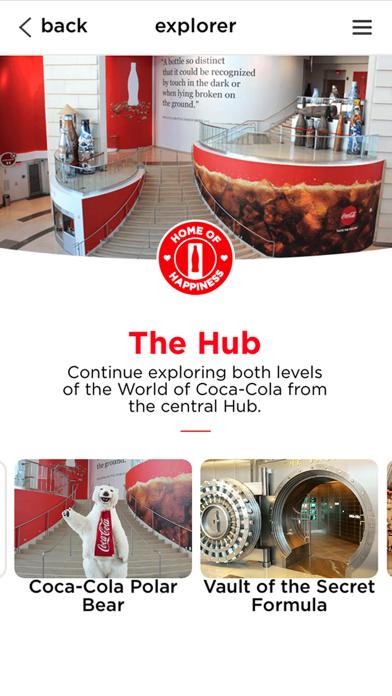 World of Coca-Cola Explorer for Windows