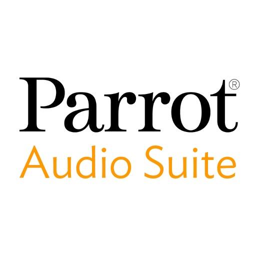 Parrot Audio Suite iOS App