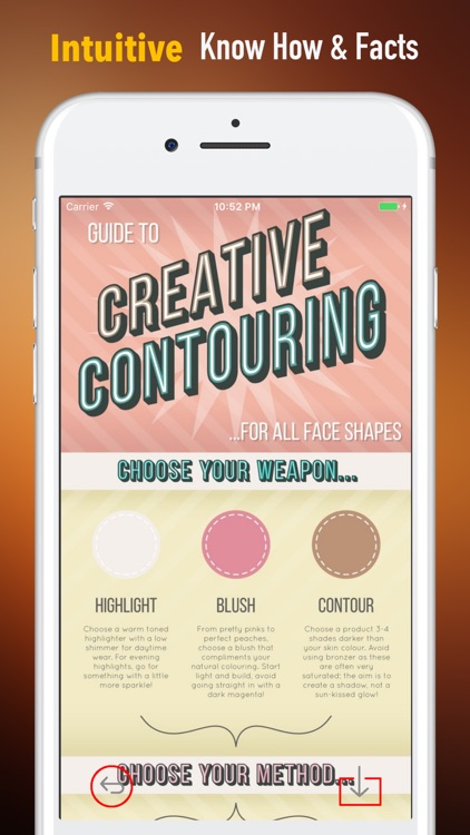 How to Contour For Your Face Shape-Tips and Guide screenshot-0
