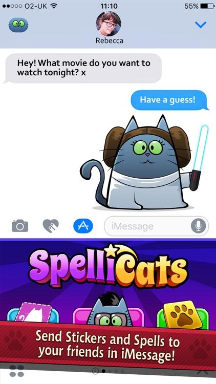 SpelliCats screenshot-3