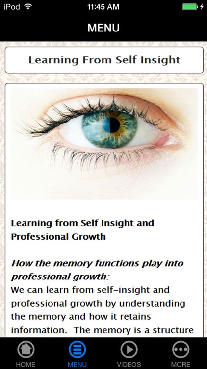 Best Personal Growth & Self Insight Secrets Revealed