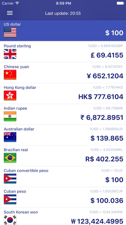 Currency Ⓒ - Foreign Exchange Rates|Conveter screenshot-4