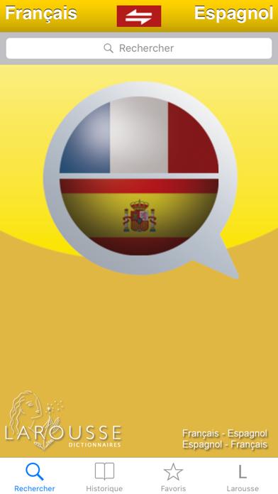 Dictionnaire Français-Espagnolのおすすめ画像1