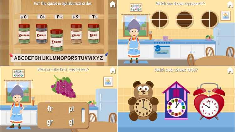 Grandma's Kitchen screenshot-1