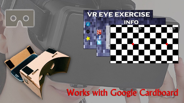 VR Eye Exercise