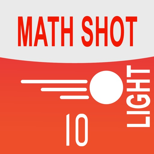 Math Shot Light Add Numbers withing 10