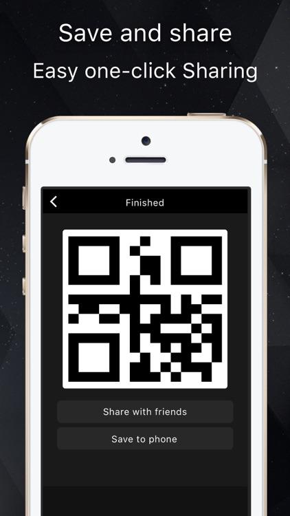 Simple QR Code Free - Reader & Generator screenshot-4