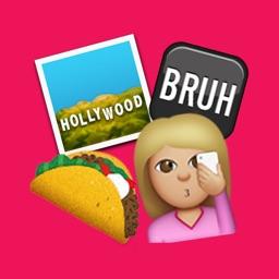 New Emojis - Extra Emoji Stickers! (Life in LA)