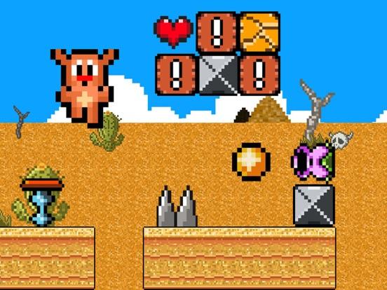 Super Pixel AVG World - for jp free gameのおすすめ画像1