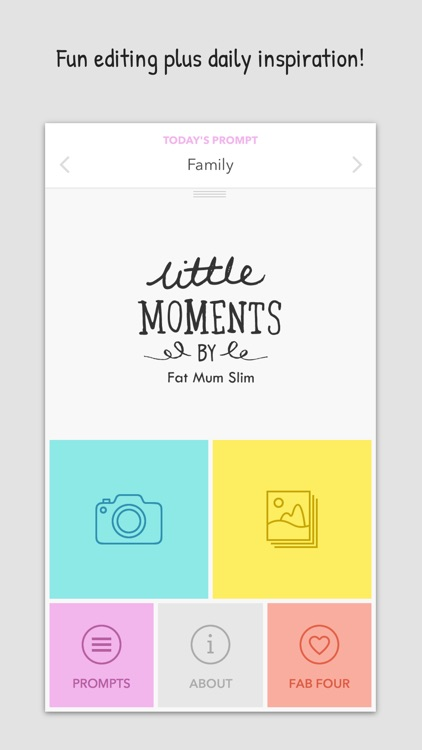 Little Moments™ by Fat Mum Slim