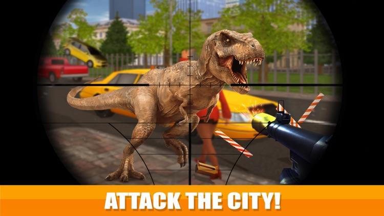 3D Dinosaur Hunting Park Animal Simulator Games