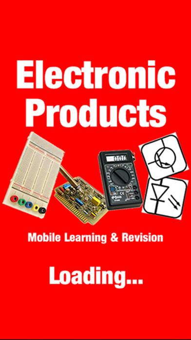 Design and Technology: Electronic Products screenshot one