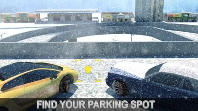 多层雪车停车场疯狂3D模拟器 - Multi-Storey Car Parking Game App 截图