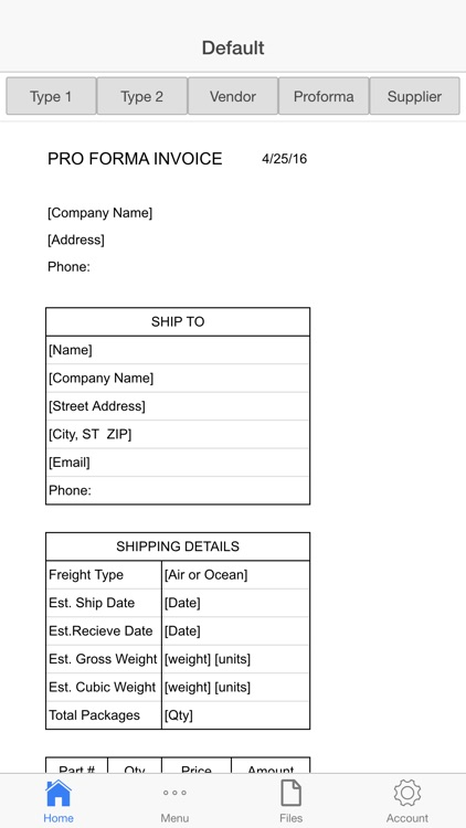 Purchase Order Suite screenshot-2