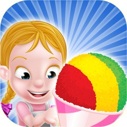 Snow Cone Maker – Mama Chef Kids Cooking Game Free