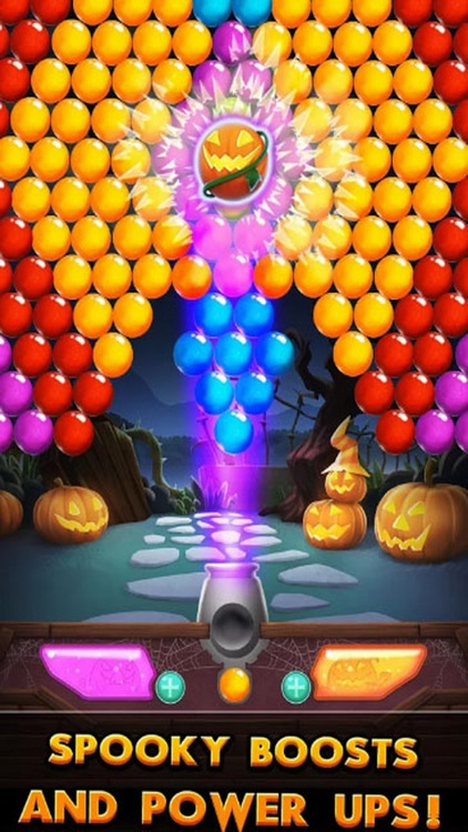 Bubble Ghost Play Halloween