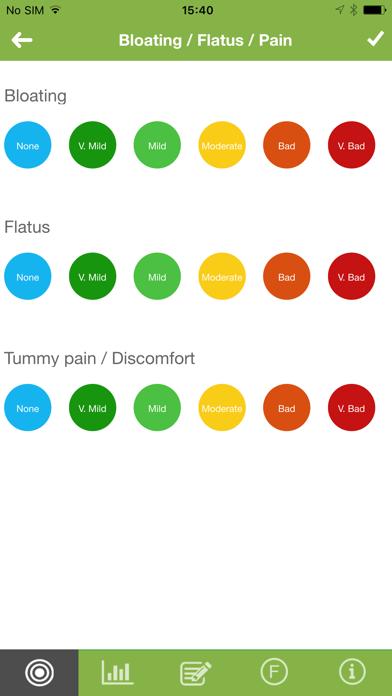 IBS Diet & Low-FODMAP Trackerのおすすめ画像3