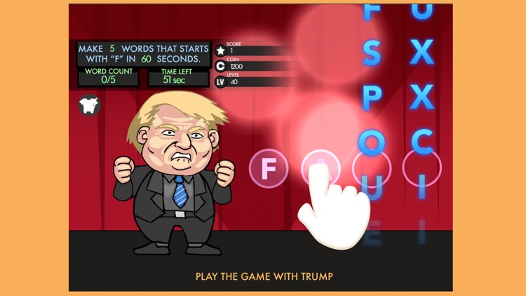 The F Word: The Trump Game Show