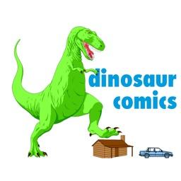 Dinosaur Comics Stickers